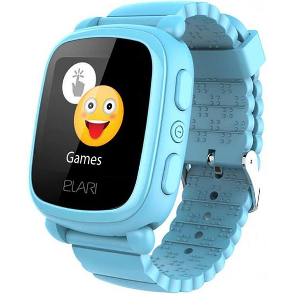 Elari ELKP2BLU Часы KidPhone 2 голубые
