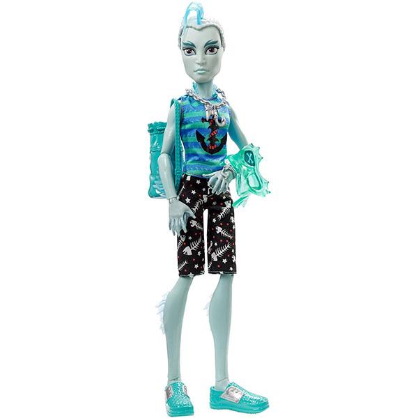 Mattel Monster High DTV85 Школа Монстров Куклы из серии Пиратская авантюра Гил Веббер