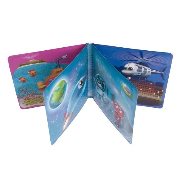 Canpol babies 250989069 Книжка мягкая с пищалкой, машины, 6м+