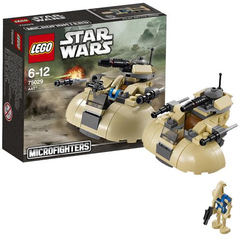 Конструктор Lego Star Wars 75029 Лего Звездные войны Бронированный штурмовой танк сепаратистов