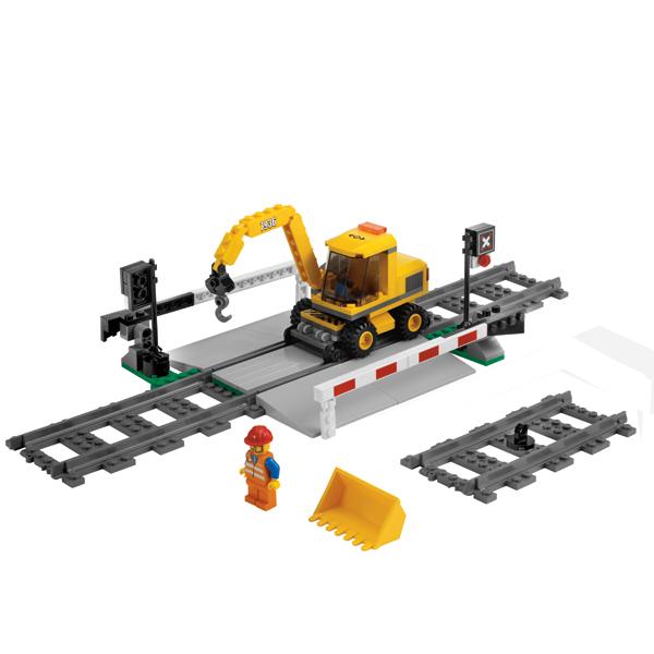 Lego City 7936 Конструктор Лего Город Переезд