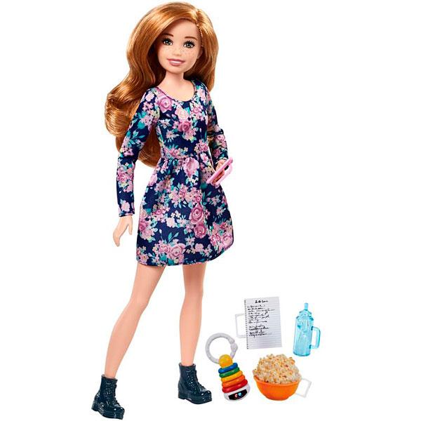 Фото - Mattel Barbie FHY90 Барби Няни набор школьниика barbie
