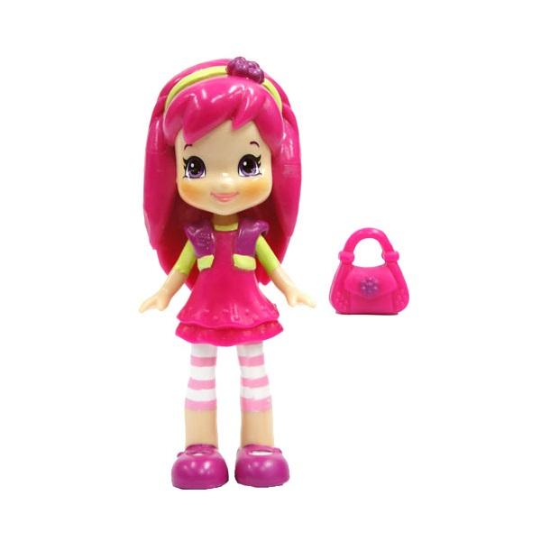 Strawberry Shortcake 12260 Шарлотта Земляничка Кукла 8 см, 4 (в ассортименте)