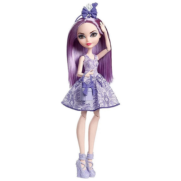 Mattel Ever After High DHM06 Дачес Сван пеналы mattel пенал 1 отделение узкий mattel ever after high серебр роз наполненный