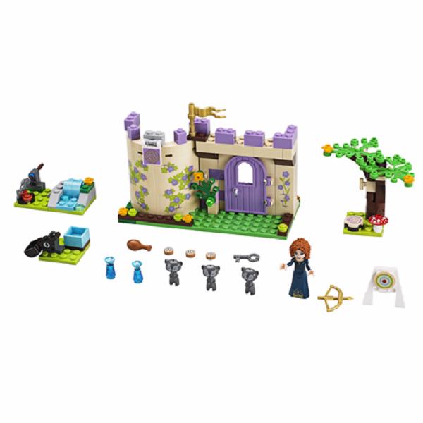 Lego Disney Princess 41051 Конструктор Лего Принцессы Дисней Горные игры Мериды