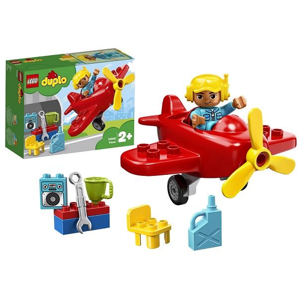 Lego Duplo 10908 Конструктор Лего Дупло Самолёт lego конструктор дупло детский сад