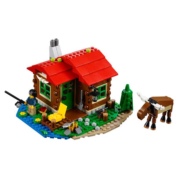 Конструктор Lego Creator 31048 Конструктор Домик на берегу озера