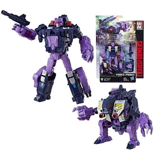 Hasbro Transformers E0595/E1132 Трансформеры ДЖЕНЕРЕЙШНЗ ДЕЛЮКС Блот трансформер дженерейшнз делюк cutthroat transformers