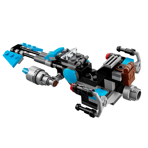 Lego Star Wars 75167 Конструктор Лего Звездные Войны Спидер охотника за головами