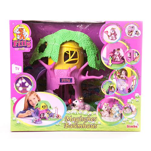 """Filly Fairy 12-80 Филли Феи """"Домик на дереве для эльфов Филли"""""""
