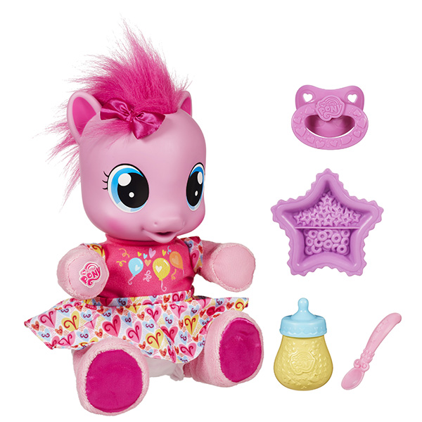 Hasbro My Little Pony 29208_9 Май Литл Пони Озорная Пинки Пай