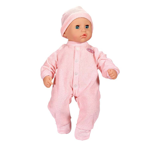 "Zapf Creation my first Baby Annabell 790-489_1 Бэби Аннабель Кукла ""Пора спать"", 36 см"