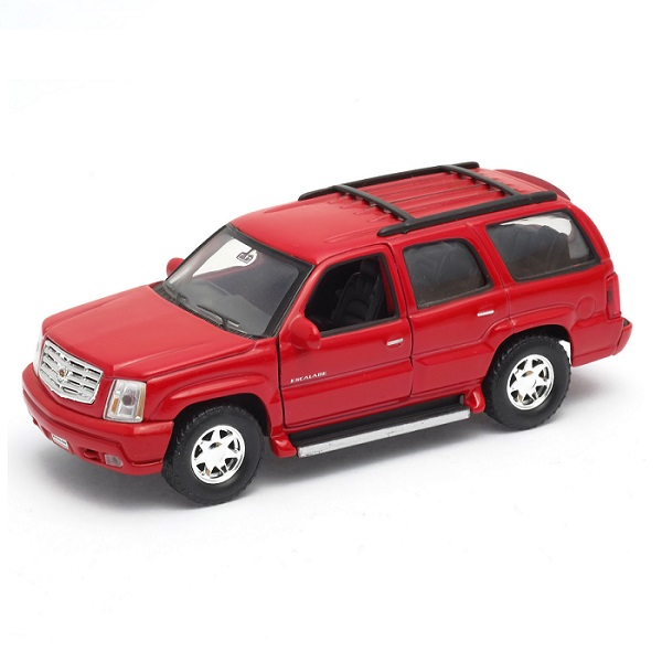 Welly 42315 Велли Модель машины 1:34-39 2002 CADILLAC ESCALADE автомобиль welly nissan gtr 1 34 39 белый 43632