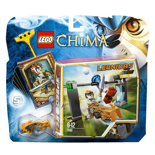 Lego Legends of Chima 70102 Конструктор Водопад Чи