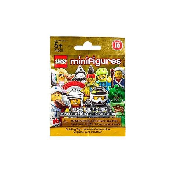 Lego Minifigures 71001 Конструктор Лего Минифигурки Серия 10