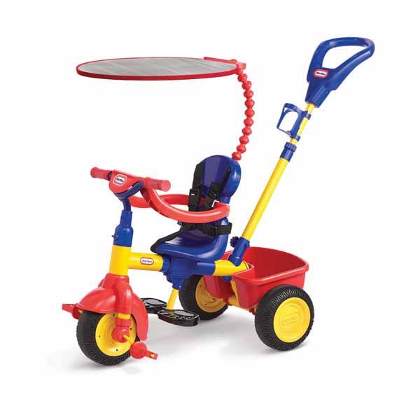 "Little Tikes 618277_69 Литл Тайкс Игрушка ""Велосипед 3 в 1"" красно-синий"
