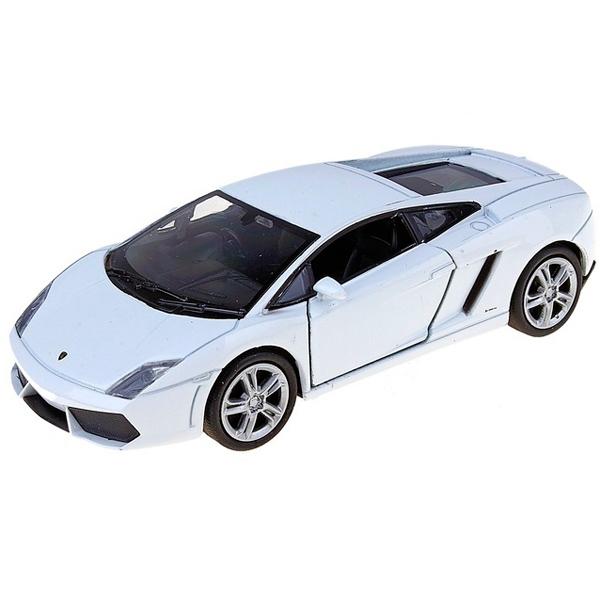 Welly 73139 Велли Модель машины 1:87 Lamborghini Gallardo LP560-4 технопарк машинка инерционная lamborghini gallardo lp 560 4 цвет красный