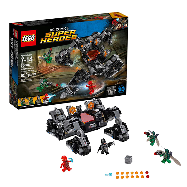 Lego Super Heroes 76086 Лего Супер Герои Сражение в туннеле конструктор lego super heroes 76054 бэтмен жатва страха
