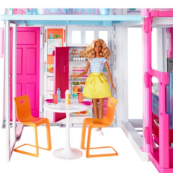 Mattel Barbie DLY32 Барби Городской дом Малибу