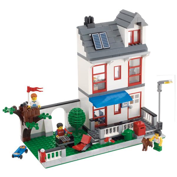 LEGO City 8403 Конструктор ЛЕГО Город Городской дом