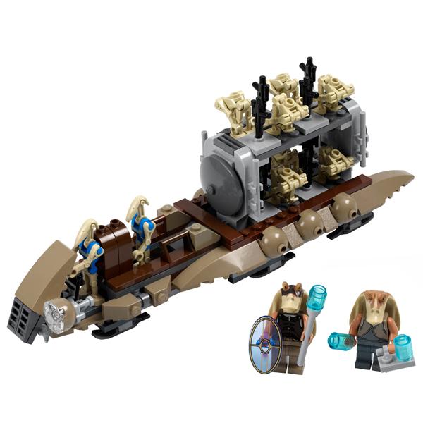 Lego Star Wars 7929 Конструктор Лего Звездные войны Битва за Набу