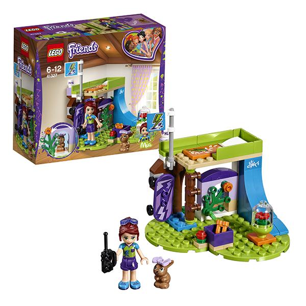Lego Friends 41327 Конструктор Лего Подружки Комната Мии lego конструктор подружки спортивный лагерь дом на дереве