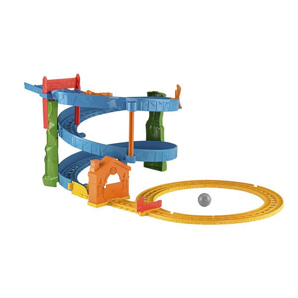 """Mattel Thomas & Friends BHR97 Томас и друзья Игровой набор """"Скоростной спуск Перси"""""""