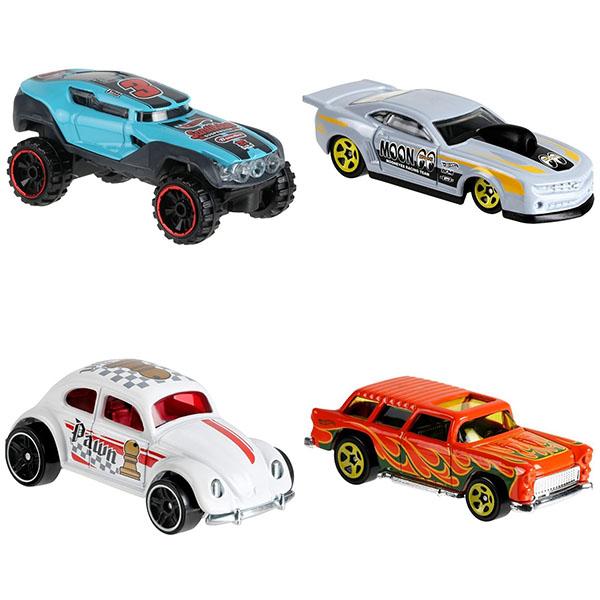 Hot Wheels C4982 Машинки базовой коллекции (в ассортименте)