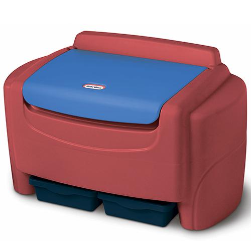 Little Tikes 606540 Литл Тайкс Ящик для хранения игрушек