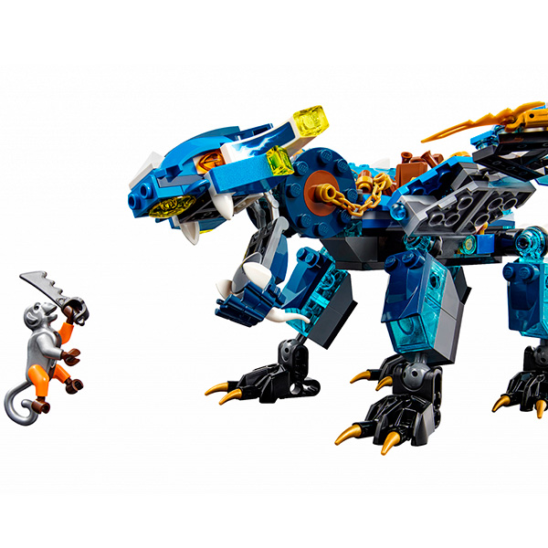 Lego Ninjago 70602 Конструктор Лего Ниндзяго Дракон Джея