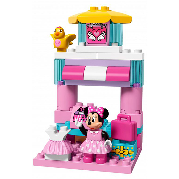 Лего Дупло 10844 Магазинчик