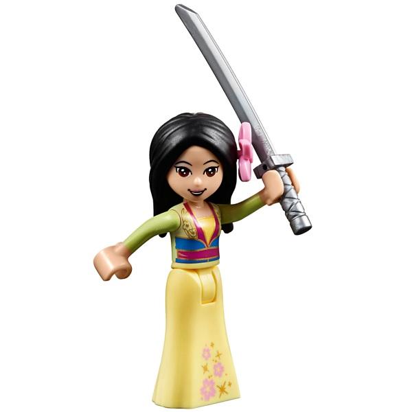 Lego Disney Princess Lego Disney Princess 41151 Учебный день Мулан