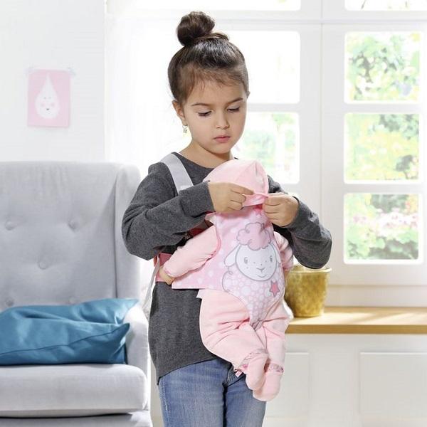 Zapf Creation Baby Annabell 700-334 Бэби Аннабель Cумка-кенгуру