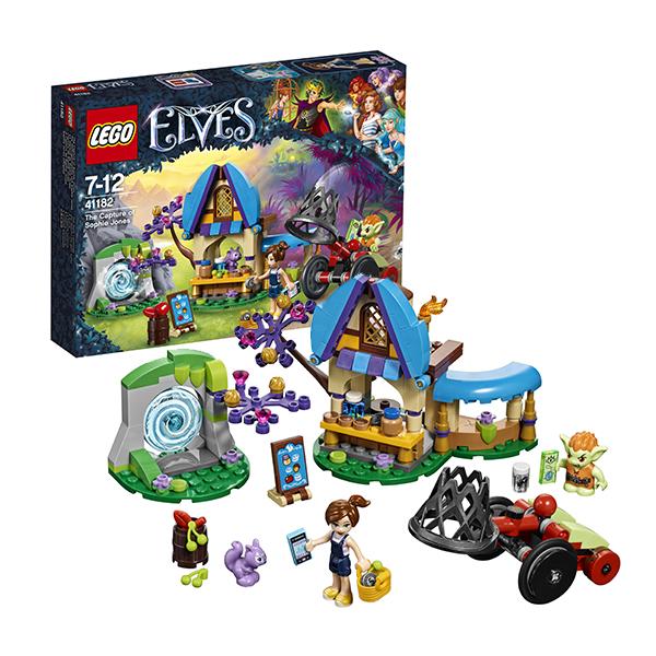 Lego Elves 41182 Лего Эльфы Похищение Софи Джонс play doh игровой набор магазинчик домашних питомцев