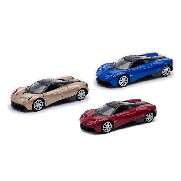 Welly 43756 Велли Модель машины 1:34-39 Pagani Huayara welly 43623 велли модель машины 1 34 39 bentley continental supersports