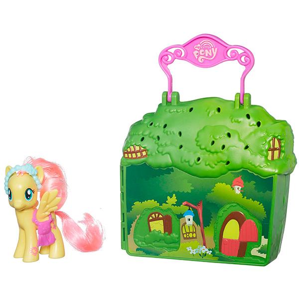 Hasbro My Little Pony B3604 Май Литл Пони Мейнхеттен (в ассортименте)