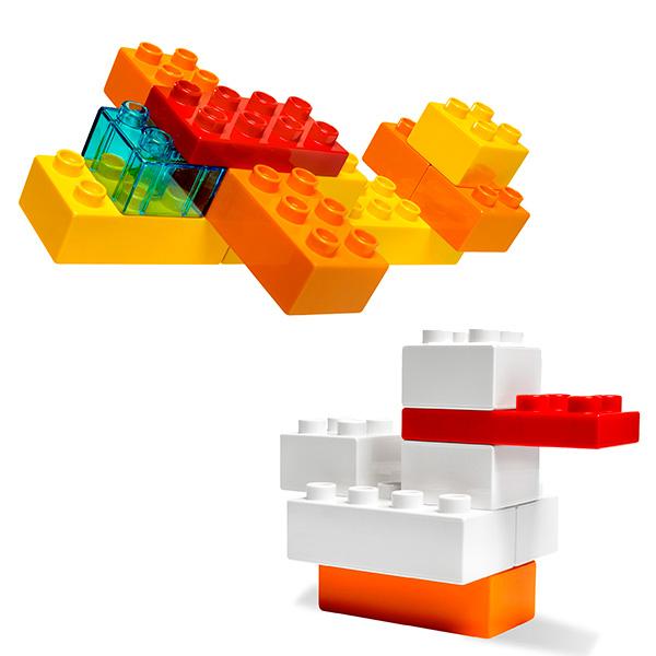 Lego Duplo 6176 Основные элементы DUPLO - Делюкс
