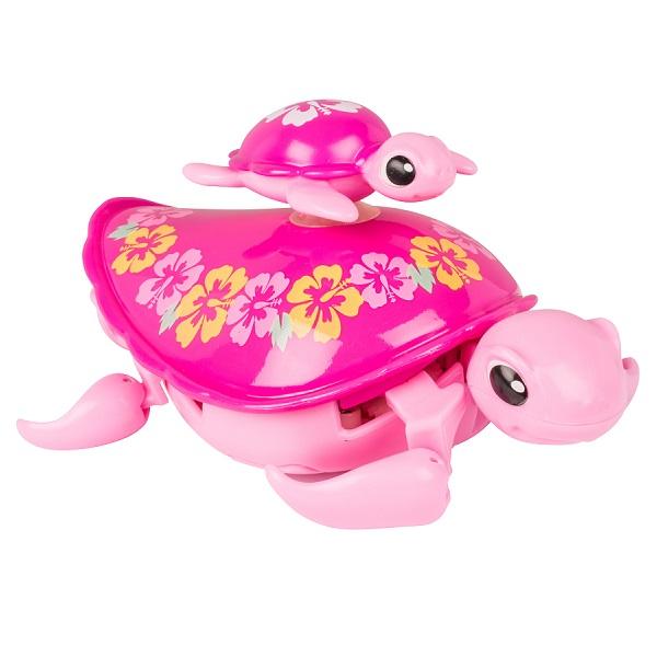 Little Live Pets 28415 Интерактивная черепашка с малышом розовая григорий лепс парус live