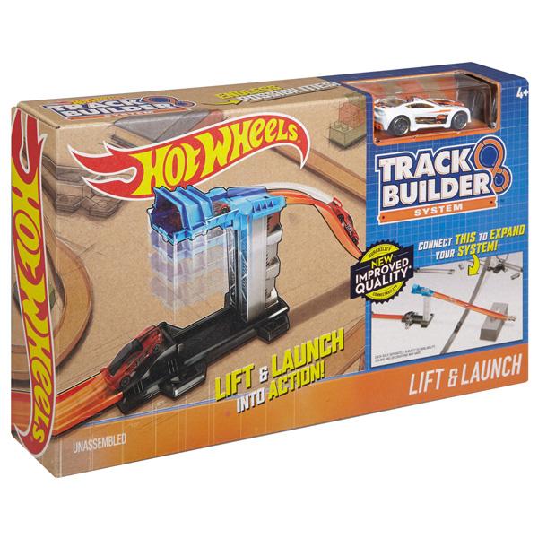 Mattel Hot Wheels DJD66 Хот Вилс Конструктор трасс First and Launch цены онлайн