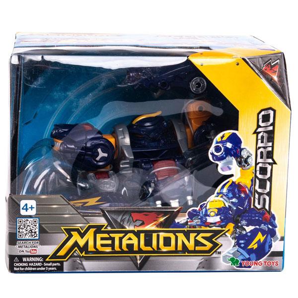 Metalions 314026 Металионс Скорпио