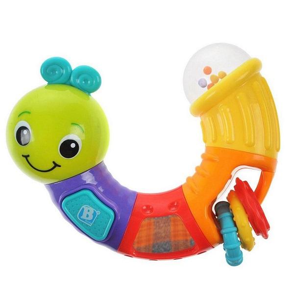 B kids 005129 Игрушка-гусеница Крути и играй
