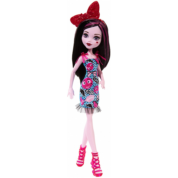 Mattel Monster High DVH18 Эмодзи Дракулаура цены онлайн