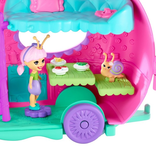 "Mattel Enchantimals GCT42 ""Дом улитки"""