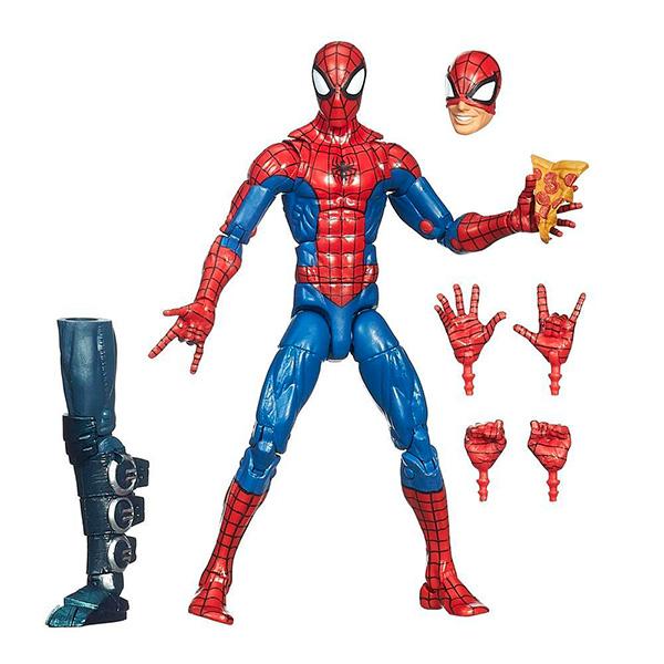 Hasbro Spider-Man A6655 Фигурки Марвел 15 см (в ассортименте) hasbro spider man b5758 фигурки марвел c орудием сражения 15 см в ассотименте