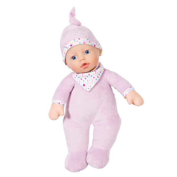 Zapf Creation my little Baby born 823-439 Бэби Борн Кукла мягкая с твердой головой, 30 см zapf creation my little baby born 823 149 бэби борн комплект одежды для дома 32 см