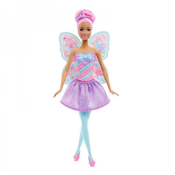 Mattel Barbie DHM51 Барби Кукла-принцесса Candy Fashion mattel barbie dmb27 барби сестра barbie с питомцем