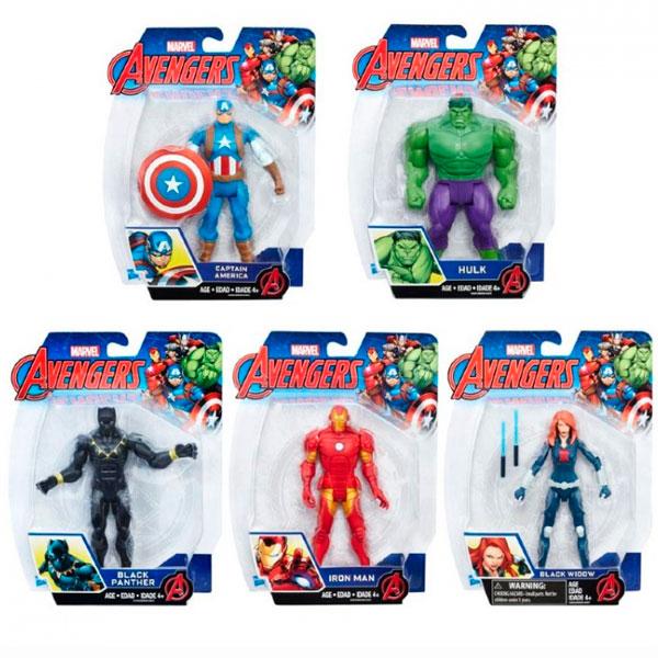 Hasbro Avengers B9939 Фигурка Мстители 15 см (в ассортименте)