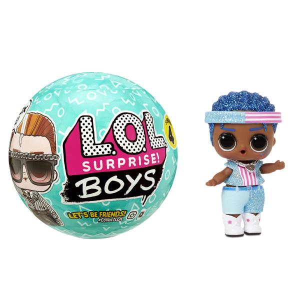 L.O.L. Surprise 572701 Мальчики series 4