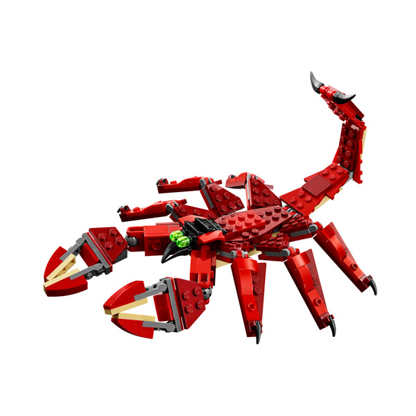 Конструктор Lego Creator 31032 Лего Криэйтор Огнедышащий дракон