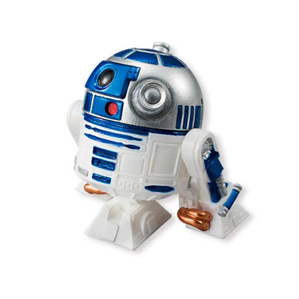 все цены на Star Wars Bandai 84627 Звездные Войны Сборная модель Фигурка R2-D2 5 см онлайн